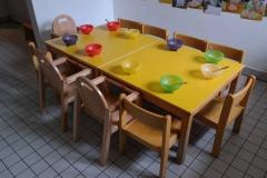Pestalozzi Küche